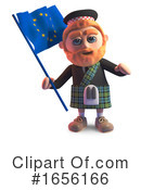 Scotsman Clipart #1656166 by Steve Young