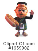 Scotsman Clipart #1659902 by Steve Young