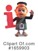 Scotsman Clipart #1659903 by Steve Young