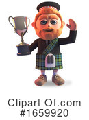 Scotsman Clipart #1659920 by Steve Young