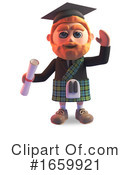 Scotsman Clipart #1659921 by Steve Young