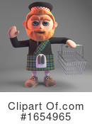 Scottish Clipart #1654965 by Steve Young