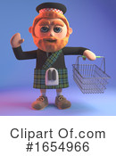 Scottish Clipart #1654966 by Steve Young