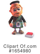 Scottish Clipart #1654980 by Steve Young