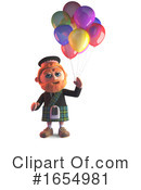 Scottish Clipart #1654981 by Steve Young