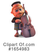 Scottish Clipart #1654983 by Steve Young