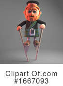 Scottish Clipart #1667093 by Steve Young