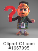 Scottish Clipart #1667095 by Steve Young
