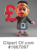 Scottish Clipart #1667097 by Steve Young
