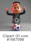 Scottish Clipart #1667098 by Steve Young