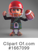 Scottish Clipart #1667099 by Steve Young