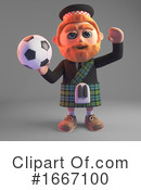 Scottish Clipart #1667100 by Steve Young