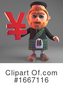 Scottish Clipart #1667116 by Steve Young