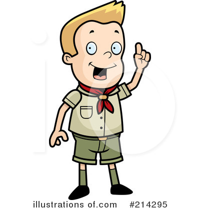 Cub Scout Clipart #214295 by Cory Thoman