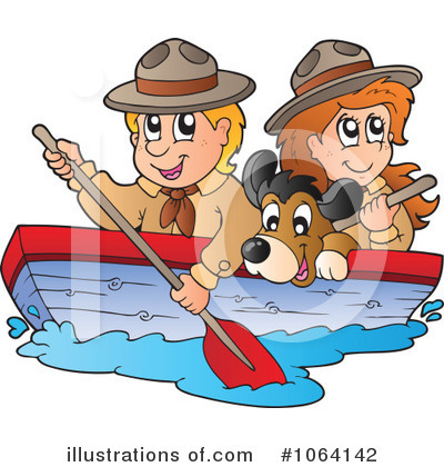 Boating Clipart #1064142 by visekart