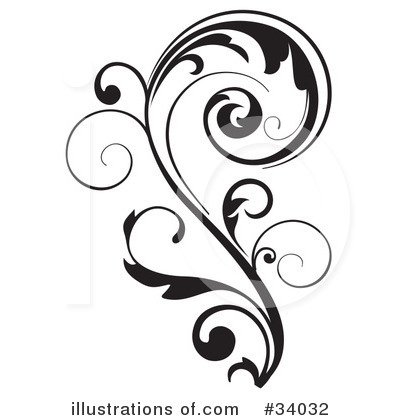 Scroll Clipart #34032 by OnFocusMedia