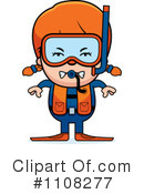 Royalty-Free (RF) Scuba Clipart Illustration #1108277