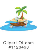 Royalty-Free (RF) Scuba Clipart Illustration #1120490
