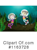 Royalty-Free (RF) Scuba Clipart Illustration #1163728