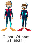 Scuba Clipart #1469344 by Graphics RF