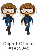 Scuba Clipart #1469345 by Graphics RF