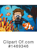 Scuba Clipart #1469346 by Graphics RF