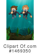 Scuba Clipart #1469350 by Graphics RF