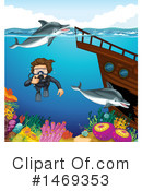 Scuba Clipart #1469353 by Graphics RF