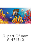 Scuba Clipart #1474312 by Graphics RF
