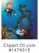 Scuba Clipart #1474316 by Graphics RF