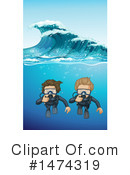 Scuba Clipart #1474319 by Graphics RF