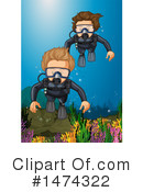 Scuba Clipart #1474322 by Graphics RF