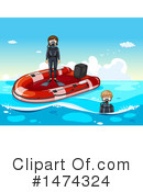 Scuba Clipart #1474324 by Graphics RF