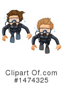 Scuba Clipart #1474325 by Graphics RF