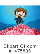 Scuba Clipart #1475838 by Graphics RF