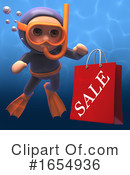 Scuba Clipart #1654936 by Steve Young