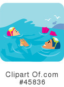 Royalty-Free (RF) Scuba Clipart Illustration #45836
