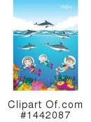 Scuba Diving Clipart #1442087 by Graphics RF