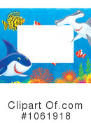 Royalty-Free (RF) Sea Life Clipart Illustration #1061918