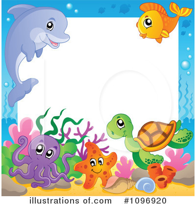 Fish Clipart #1096920 by visekart