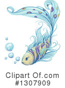 Sea Life Clipart #1307909 by BNP Design Studio