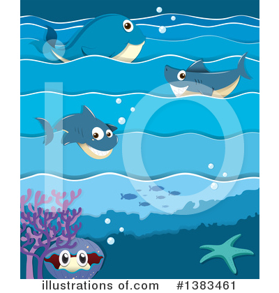 Whale Clipart #1383461 by Graphics RF