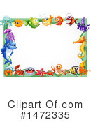 Sea Life Clipart #1472335 by Graphics RF