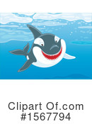 Sea Life Clipart #1567794 by Alex Bannykh
