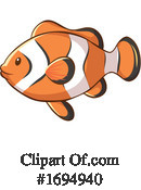 Sea Life Clipart #1694940 by Graphics RF