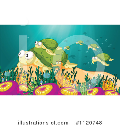Reef Clipart #1120748 by Graphics RF