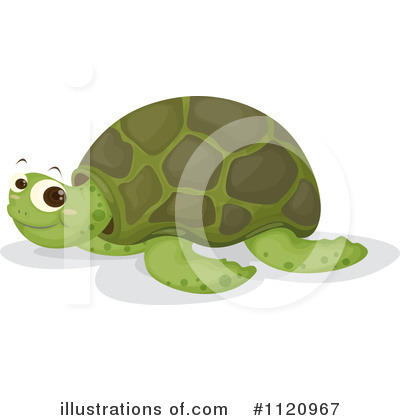 Sea Turtle Clipart #1120967 by Graphics RF