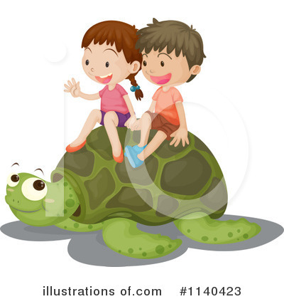 Sea Turtle Clipart #1140423 by Graphics RF