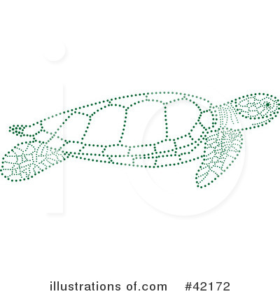 Turtle Clipart #42172 by Cherie Reve