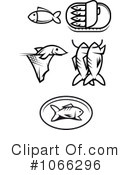 Seafood Clipart #1066296 by Vector Tradition SM